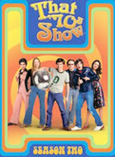 That 70s Show   Season 2 DVD, 2005