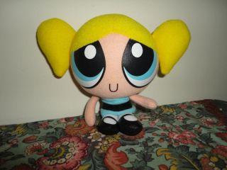 Powerpuff Girls BLOSSOM Doll Cartoon Network 6 inch