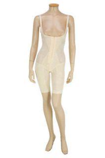 Full Body Suit Corset Magic Shaper All In One/ M Beige