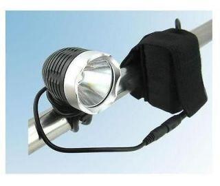 1800 Lumen CREE XML T6 LED Bicycle bike HeadLight Lamp Flashlight