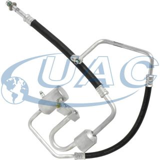 NEW SUCTION & DISCHARGE ASSEMBLY FORD TAURUS MERCURY SABLE 97 98 99