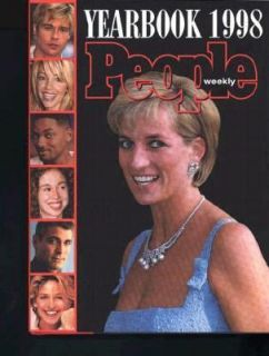 People Yearbook 1998 by Time Life Books Editors 1999, Hardcover