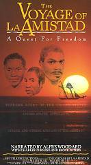 The Voyage of La Amistad   A Quest for Freedom VHS, 1998