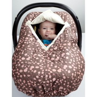 RUBY AND GINGER COSY BABY CAR SEAT COVER   3.5TOG  ALTERNATIVE TO A