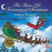 The Time Life Treasury of Christmas Holiday Memories CD, Sep 2002, 2