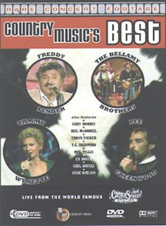 Country Musics Best DVD, 2004