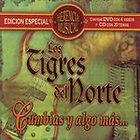 Cumbias y Algo Mas [CD & DVD] by Los Tigres del Norte (CD, Nov 2005