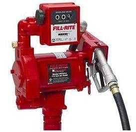 Fill Rite Model FR701 (FR701V) 115V Fuel Transfer Pump