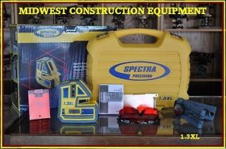 New Trimble Spectra Precision 1.3XL Laser Line Generator