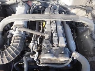 Engine 01 02 03 SUZUKI VITARA 2.0L 6TH VIN DIGIT 5 01 02 TRACKER 2.0L