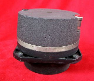 JBL MODEL 2405 ALNICO SLOT TWEETER, CLEAN OVERALL w/ BAD DIAPHRAGM