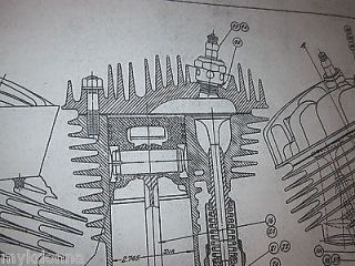 45 Flathead Servicar BOTH Engine & Transmission HARLEY DAVIDSON