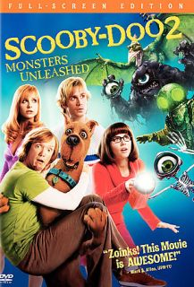 Scooby Doo 2 Monsters Unleashed (DVD, 2