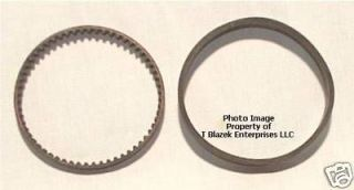 Bissell ProHeat Series Vacuum Deep Cleaner Belts 7901