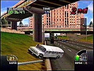 Cruisn USA Nintendo 64, 1996
