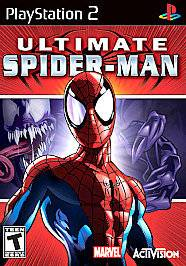 Ultimate Spider Man (Sony PlayStation 2, 2005)