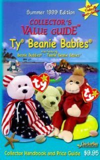 Ty Beanie Babies Value Guide Summer 1999