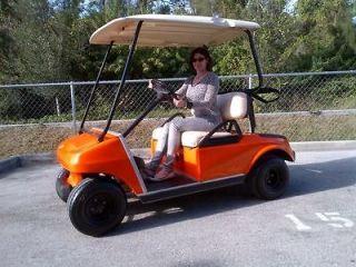 2008 Golf Club Cart Golfing Car