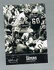 FATHERS DAY SALE Gale Sayers Sports Impressions 1993 NFL Legends Plate
