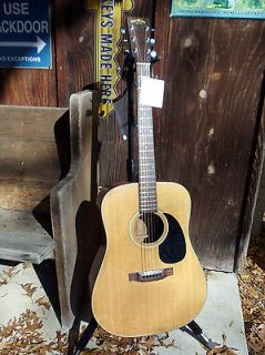 Sigma by Martin DM 3 Acoustic Guitar DM3 Solid Spruce Top