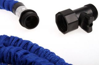 flexible lightweight Never kinks Garden Water Hose with valve