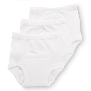 Pack Gerber Training Pants Size 2T White 28 32 pounds