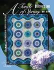 QUILT PATTERN A TOUCH OF SPRING BY JUDY NIEMEYER FOUND