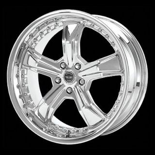 20 Inch Chrome Wheels Rims Dodge Charger Challenger SRT8 RT SRT