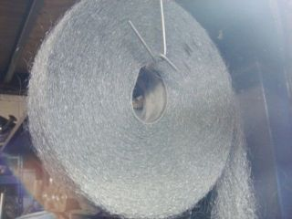Stainless Steel Wire Wool Packing Heat Wrapping Kit Car Bike Exhaust x