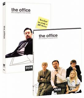 Complete First and Second Series DVD, 2004, 2 Disc Set, Back to Back