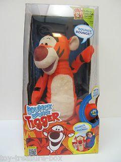 Disney Winnie the Pooh & Friends Bounce Bounce Tigger Talking