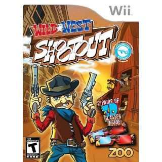 Wild West Shootout Wii, 2010