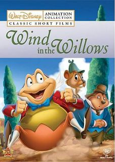 Disney Animation Collection Vol. 5 Wind In The Willows DVD, 2009