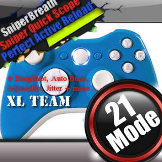 xbox 360 modded controller mw2 in Controllers & Attachments