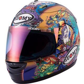 1R Capirex Full Face ULTRA Light Race Helmet 3XL XXXL Ducati SUZUKI