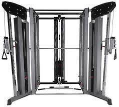 JONES Light Commercial Smith Machine Home Gym Power Rack Cage Squat
