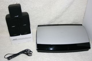 18 AV18 Media Center Receiver and speakers good very conditions