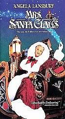 Mrs. Santa Claus VHS, 1997, Clam Shell