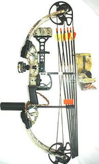 Bear Archery Outbreak Complete RTH Pkg 15 70lbs Right Hand Bow APG