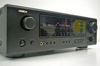 Huge Denon Stereo AM FM Receiver Tuner Amplifier Amp AVR 487