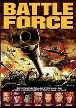 BATTLE FORCE Umberto Lenzi PAL R2 DVD Edwige Fenech Henry Fonda