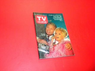 TV GUIDE magazine 1969 September 6 12 GREEN ACRES vintage TV