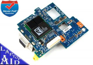 Vaio PCG GRZ630 A8067872A VIF 22 REV 3.1 ATI Video Graphics Card Board
