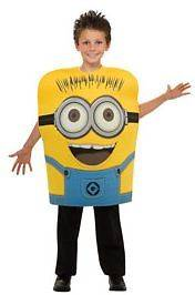 Despicable Me Rubies Halloween Costume #884183 Minion Jorge