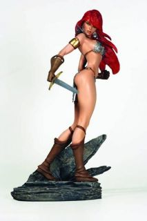SHE DEVIL WITH A SWORD STATUE J Scott Campbell DYNAMITE ENTERTAINMENT