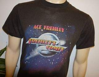 RaRe *1987 ACE FREHLEYS COMET* vintage rock concert tour shirt (L/XL