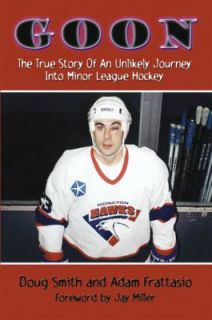 League Hockey by Adam Frattasio and Doug Smith 2002, Paperback