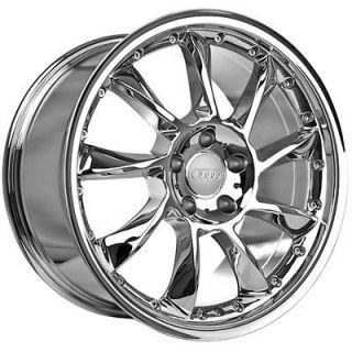 20 inch Chrome Audi A4 A6 2011 A8 S4 S6 Chrome Wheels Rims