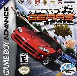 Racing Gears Advance Nintendo Game Boy Advance, 2005