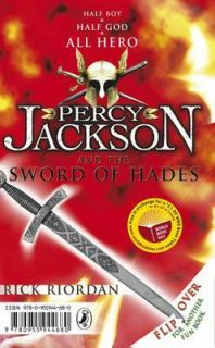 Percy Jackson and the Sword of Hades / Horrible Histories: Groovy